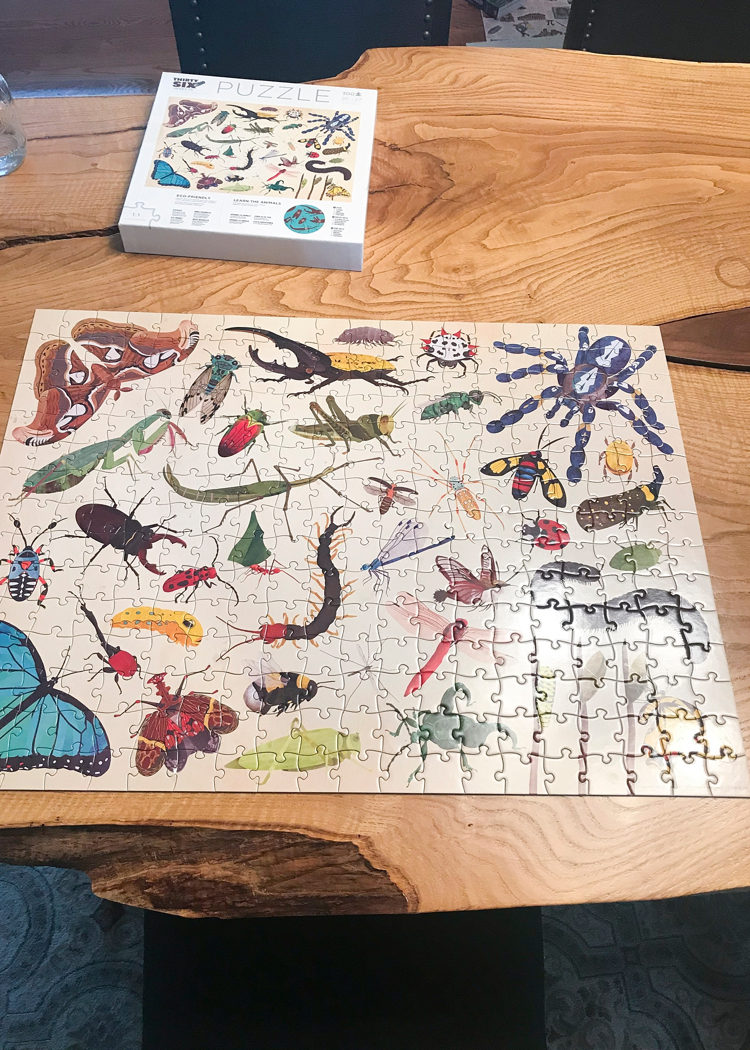 We're back into puzzles in this installment of a Week in the Life of an Unschooler :)