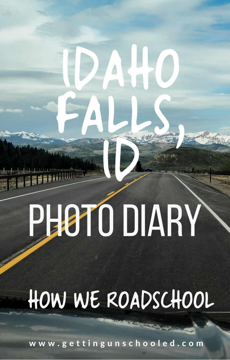 Check it out! We drove from Denver to Idaho Falls to pick up a 1969 Datsun Roadster and I did a photo diary of the super quick trip. Roadschooling For The Win!! #idahofalls #roadschool #homeschool #unschooling #photodiary #travelphotography