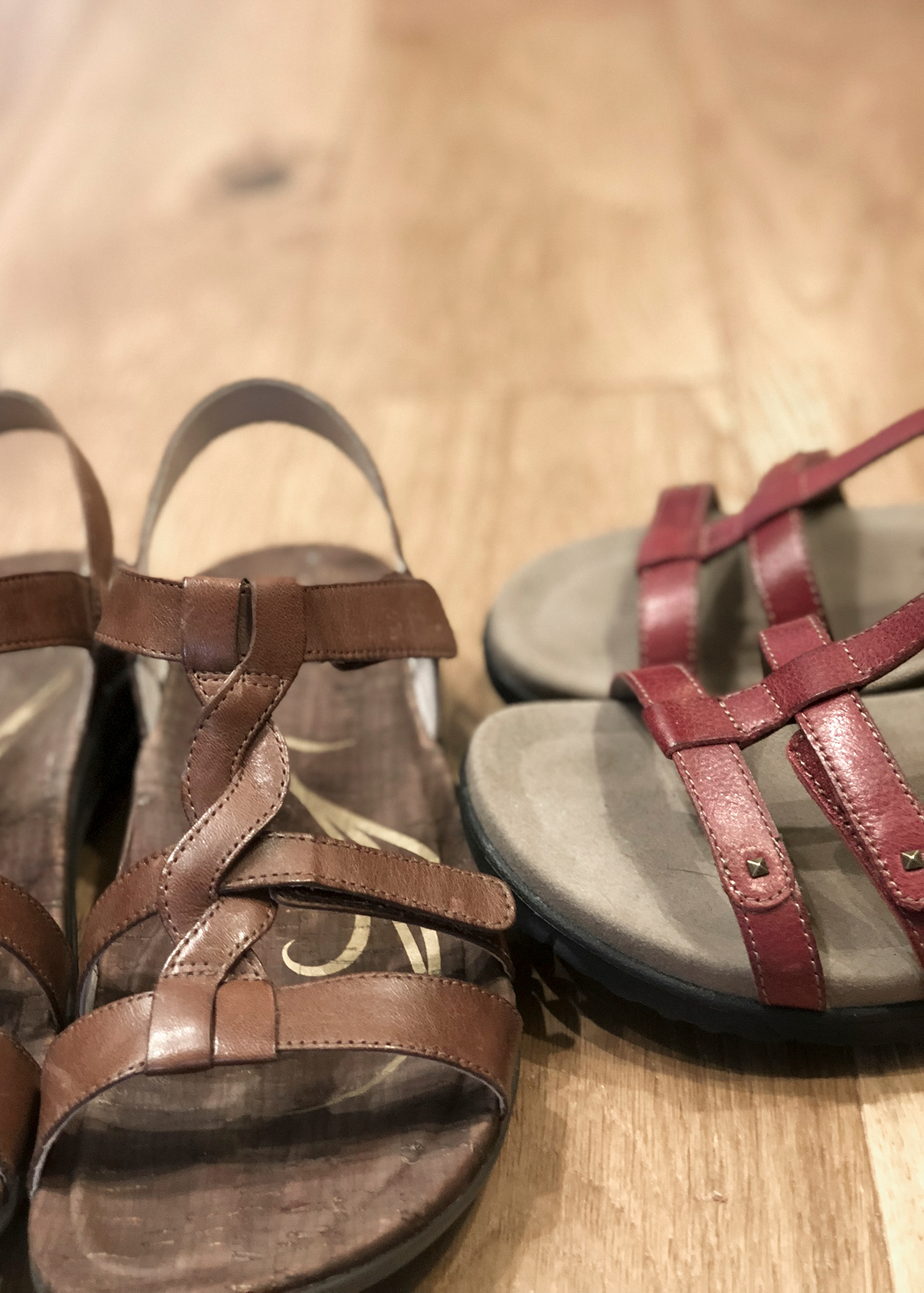 Upgrade your Tevas with this stylish, supportive, and comfortable sandals! They are the perfect addition to your summer outfits for women over 40!
