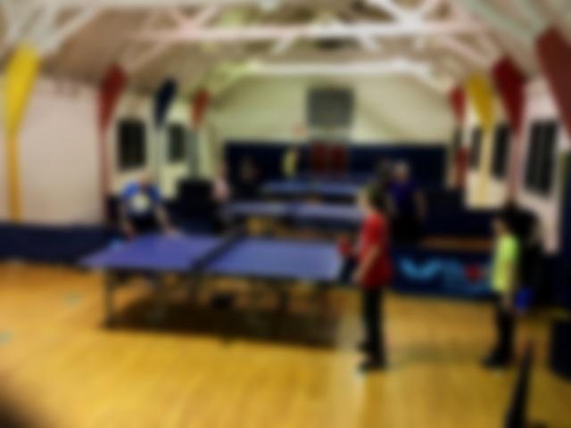 Newton Table Tennis Center -