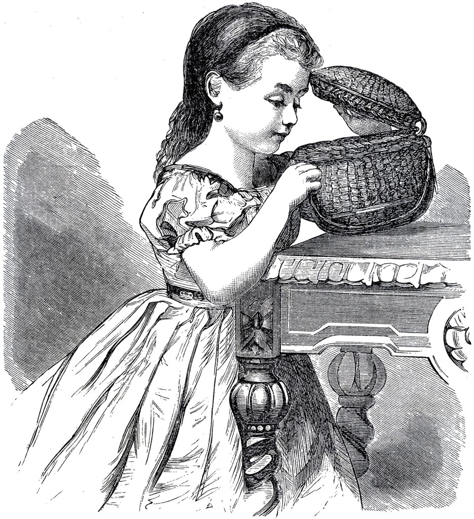 Girl-with-Basket-Drawing-GraphicsFairy-935x1024.jpg
