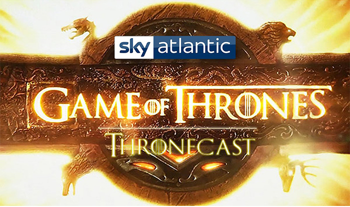 THRONECAST | 2019 | SKY ATLANTIC