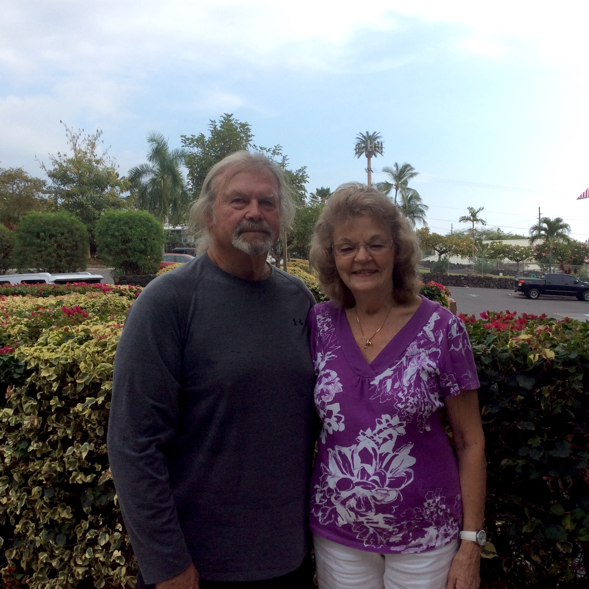 Jan & Blaine Grassman, landowners