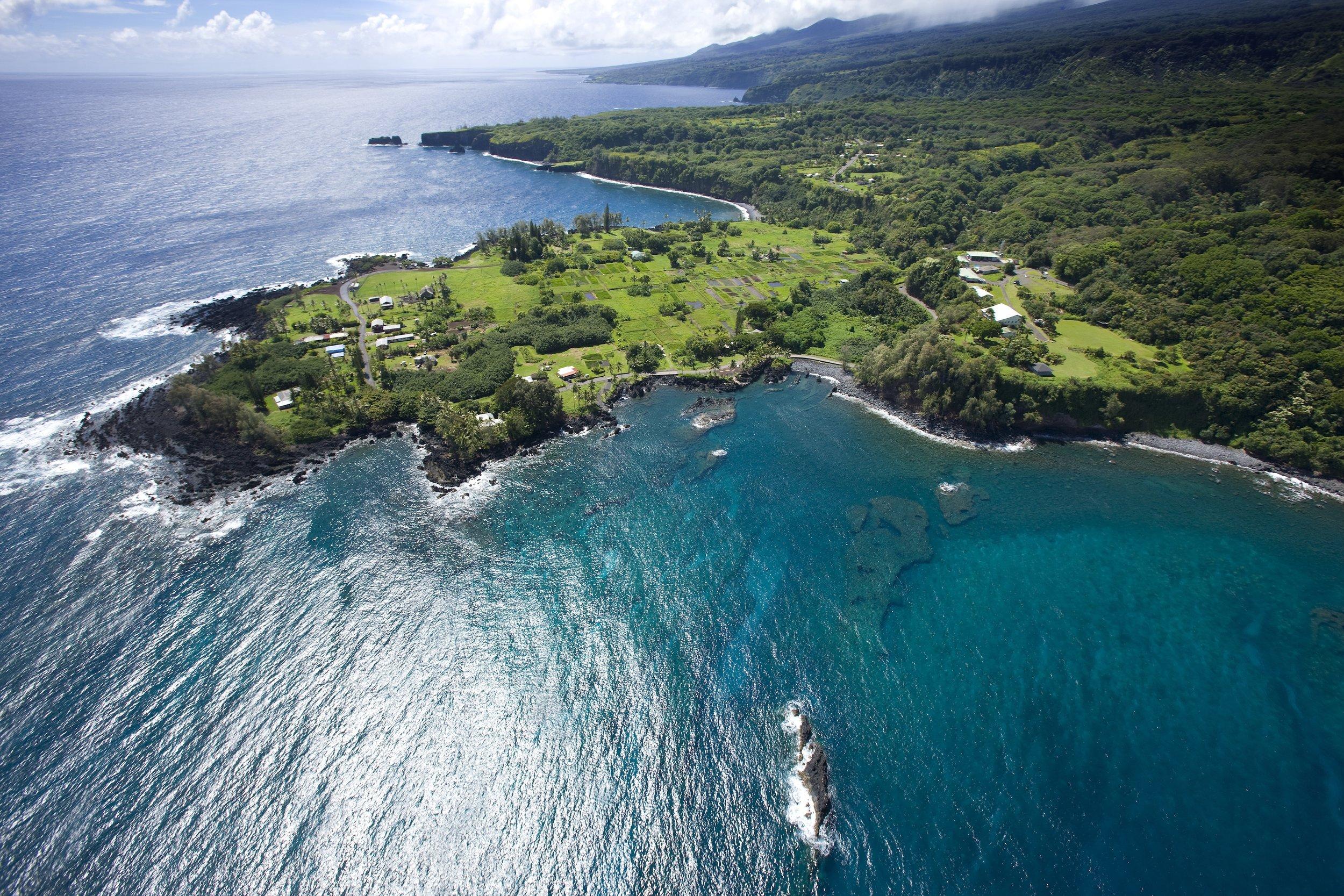 Ke ʻanae, Maui