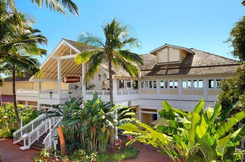 Merriman's Fish House in Poipu, Kauai