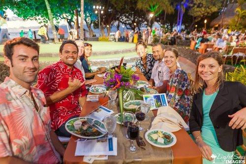 Buy Back the Beach at the Old Lahaina Luau, Maui.