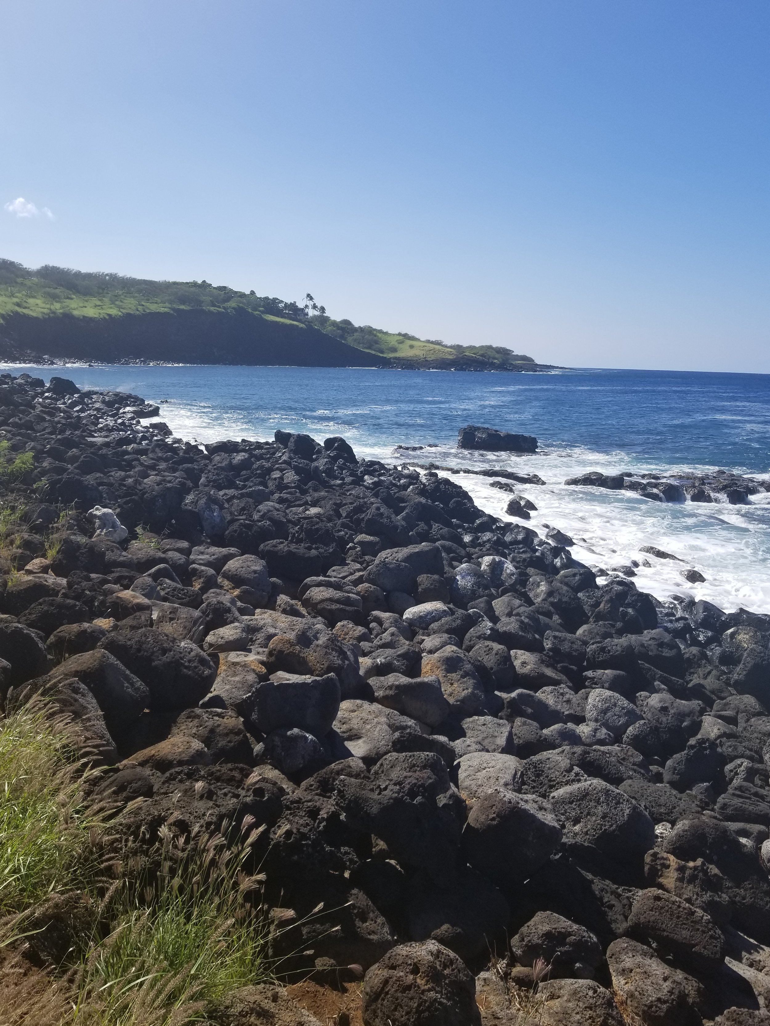 North Kohala Coastline, Hawaii Island