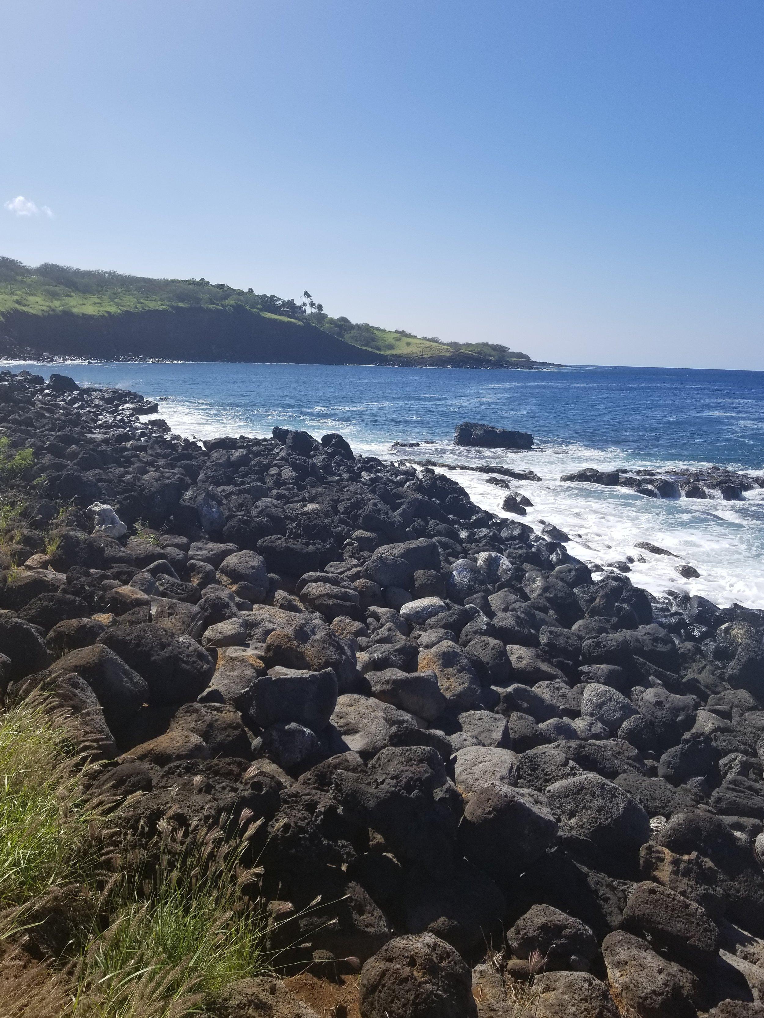North Kohala Coastline, Hawaii Island