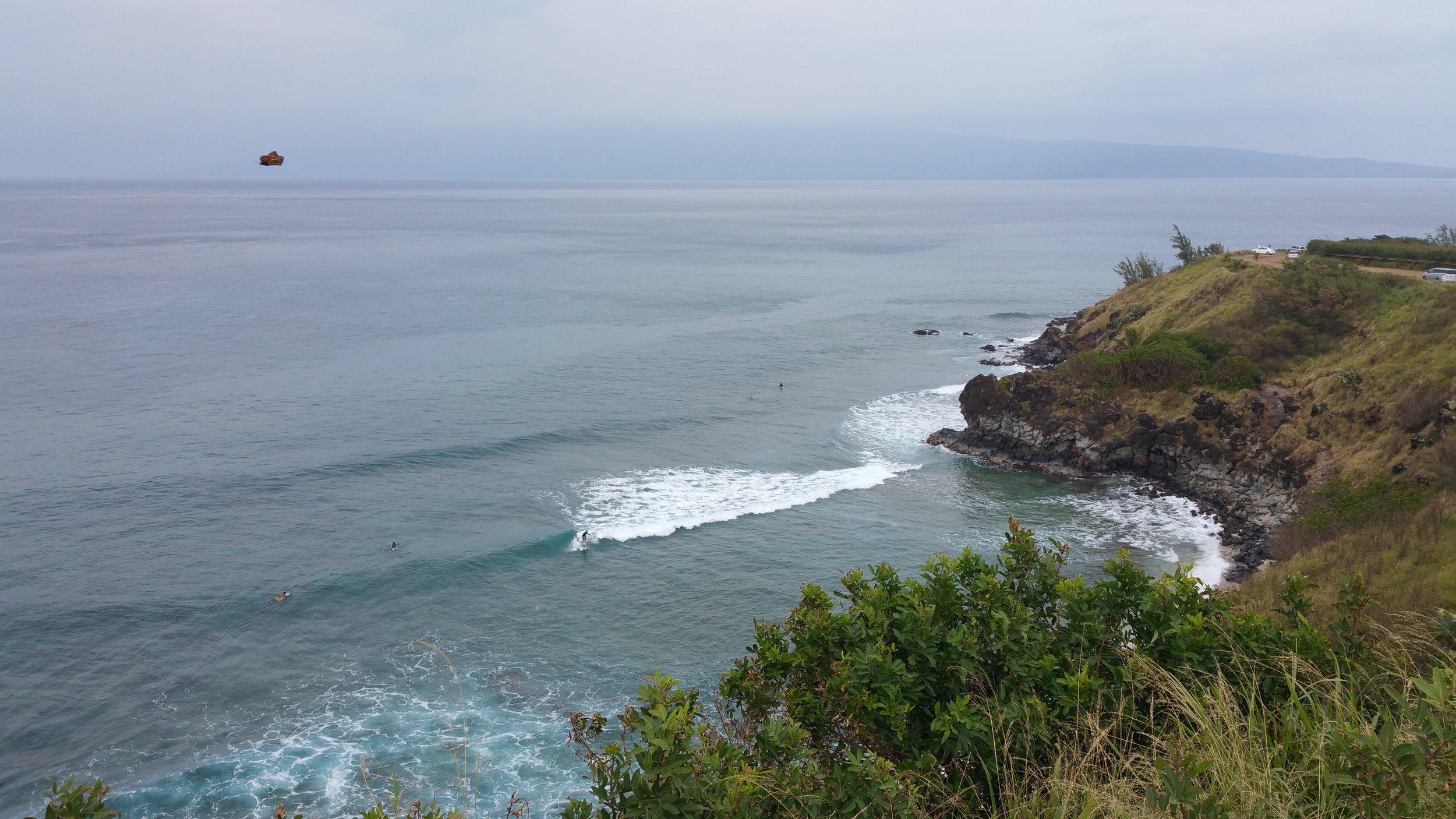 Honolua Bay/Lipoa Point