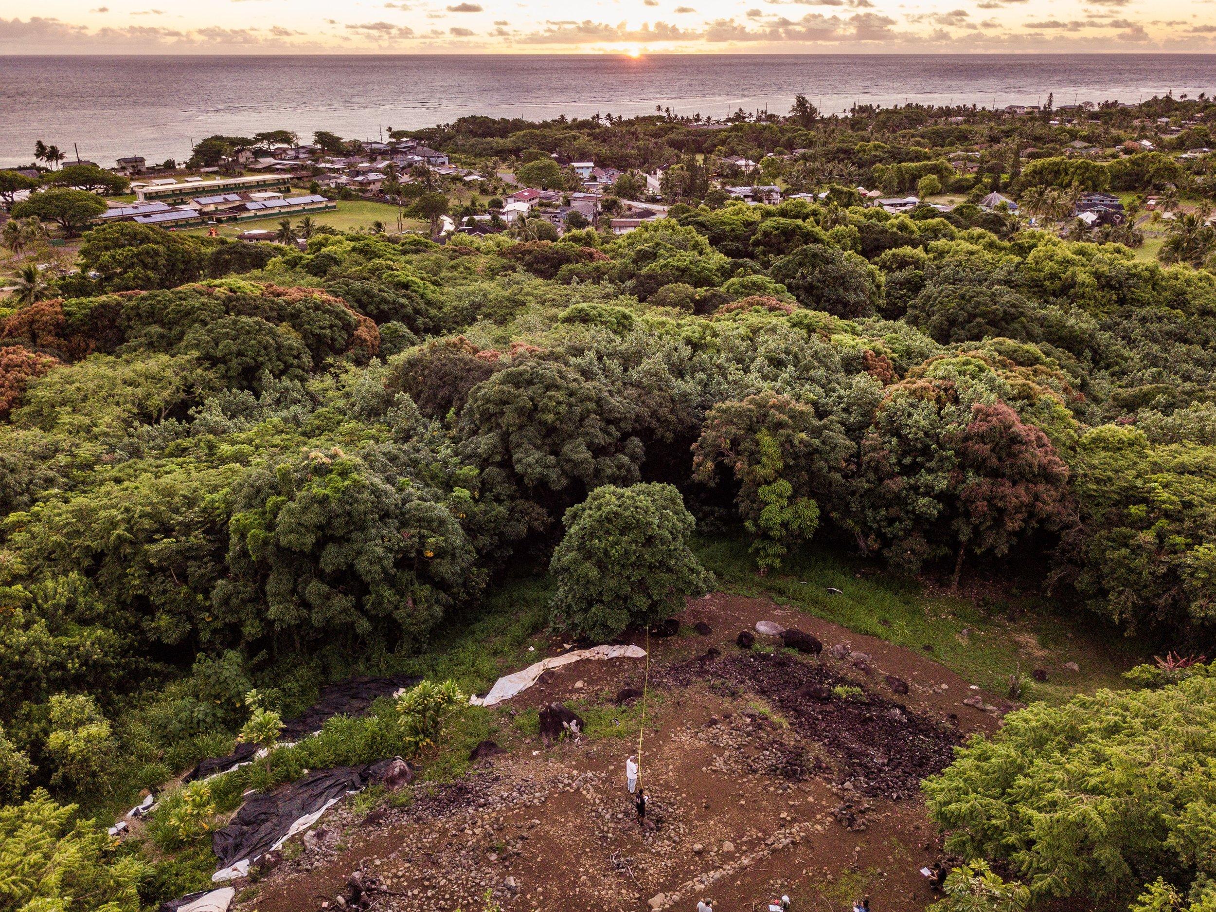Maunawila - Make an annual gift of $3,000 or more.