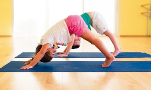 Kids Yoga (3-5 yr olds)   Tuesday, August 8 @ 10:00AM. Click to enroll.