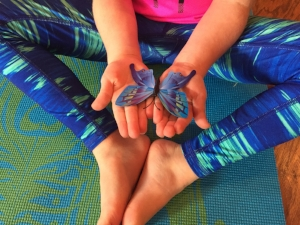KIDS YOGA FOR 3-5 YR OLDS: TUESDAY,8/8 @ 10AM