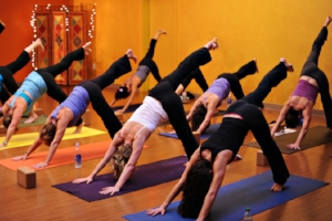 ADULT YOGA WITH MICHELLE GIPNER:TUESDAY, 8/8 @ 7PM