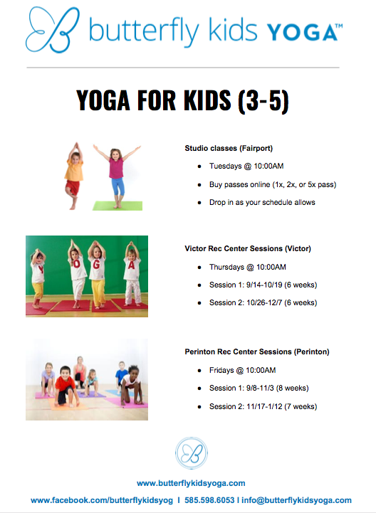 Classes listed above are for ages 3-5. Please  check our Classes page  to see additional classes and events for ages 5-8, 8-12 and Adults!