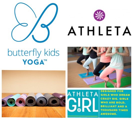 Girls Yoga & Private Shopping event: Saturday, 9/16 @ 9:00AM