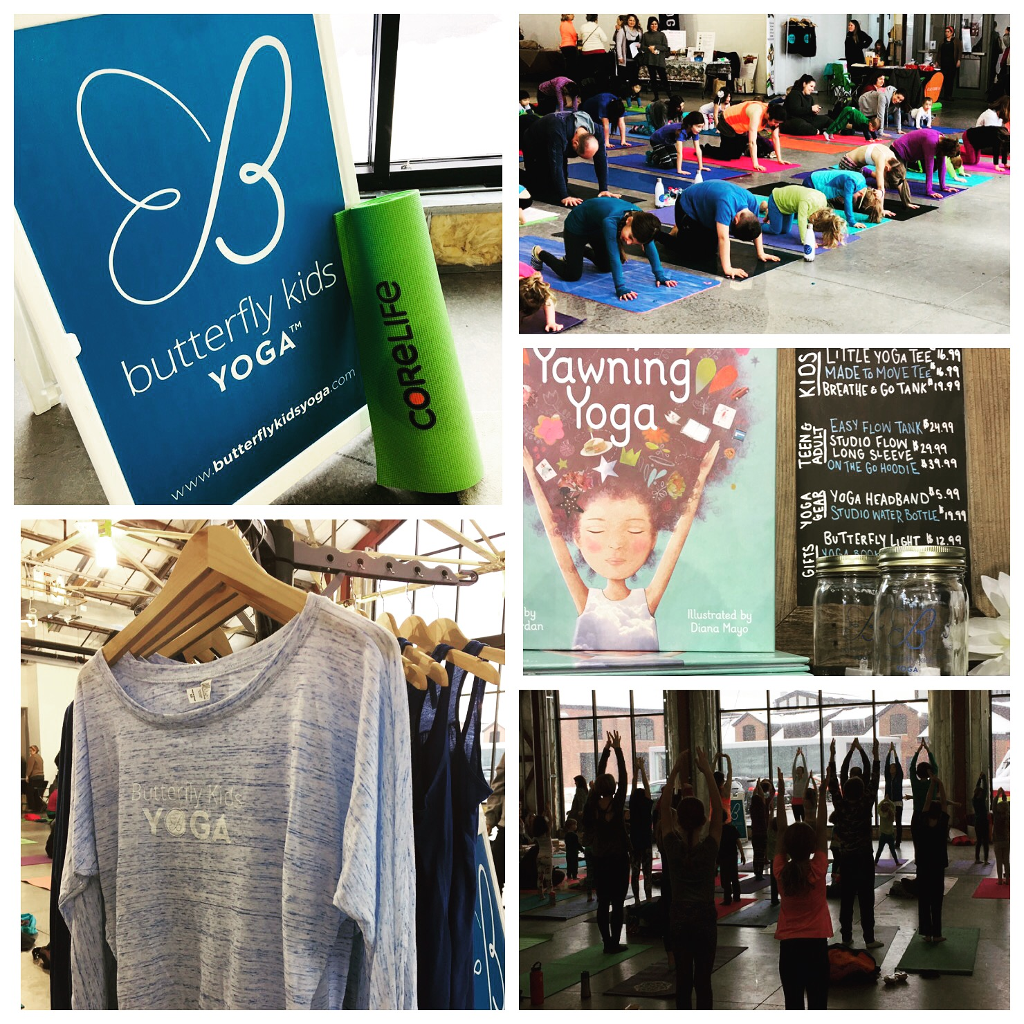 Yoga. Delicious eats. Retail therapy. Good vibes. Great day at CoreLife Eatery's ROC Yoga Fest!
