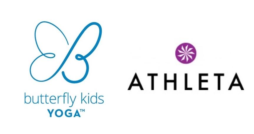 Girls Mindfulness Workshop Shopping Athleta Butterfly Kids Yoga