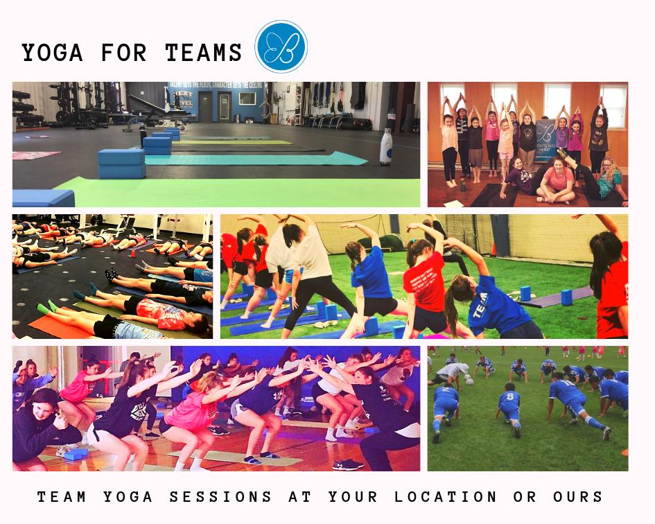 YOGA FOR TEAMS -