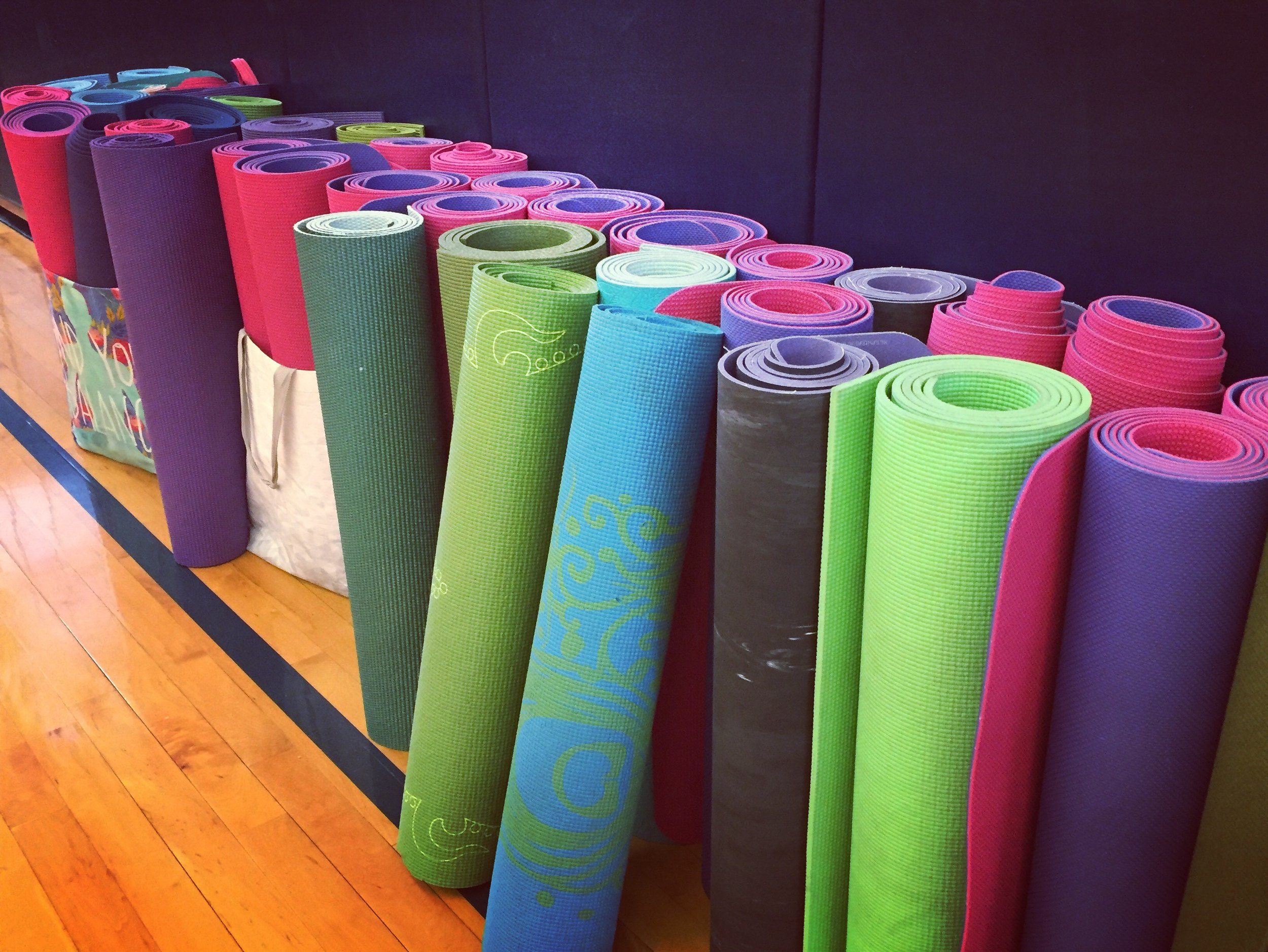 WEDNESDAY, 1/16 (YOGA AT SCHOOL) -