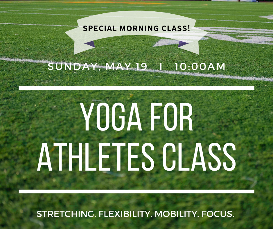 Special morning class!  Learn more and enroll here .