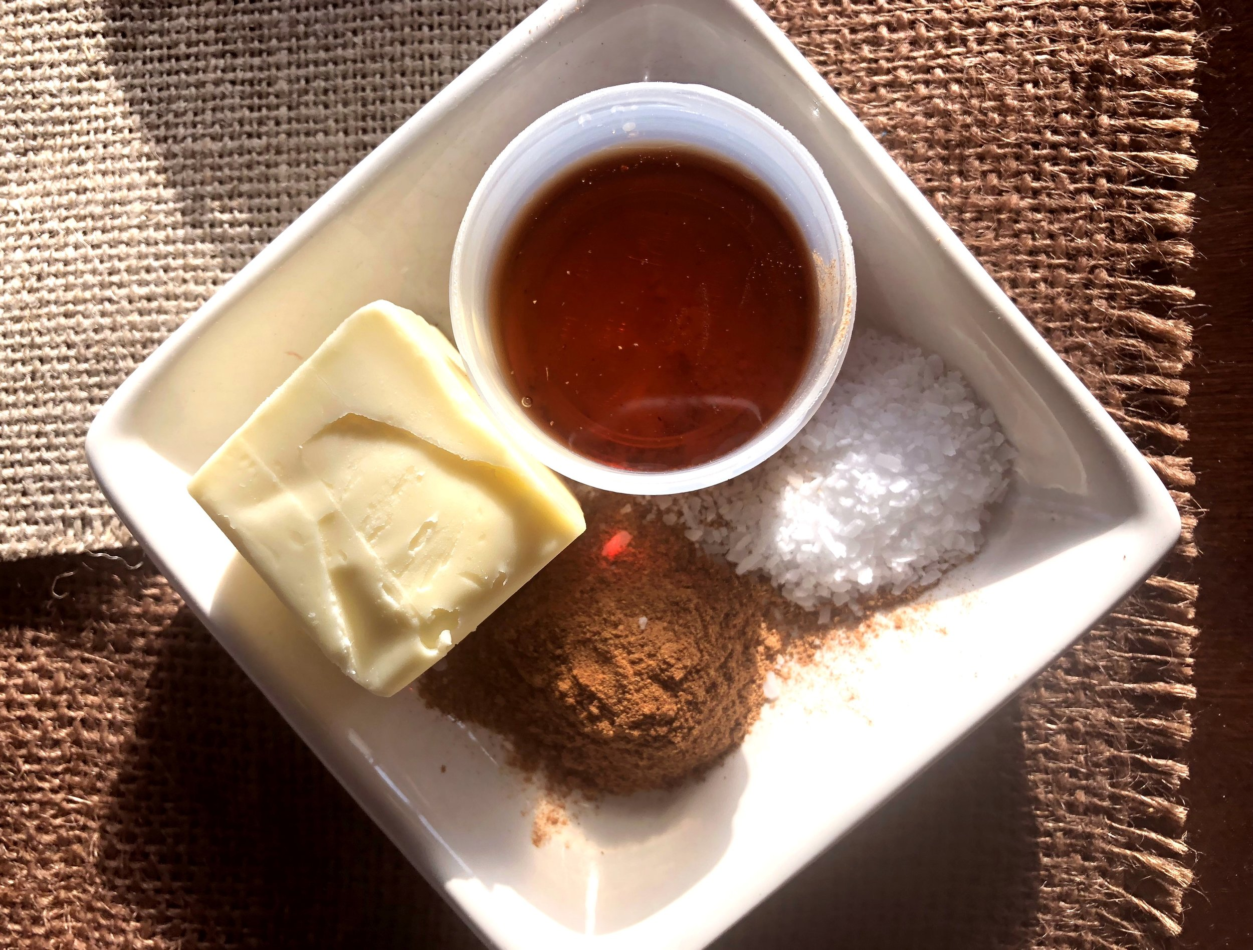 Pumpkin Pie-Cinnamon Sugar Pumpkin Seeds -