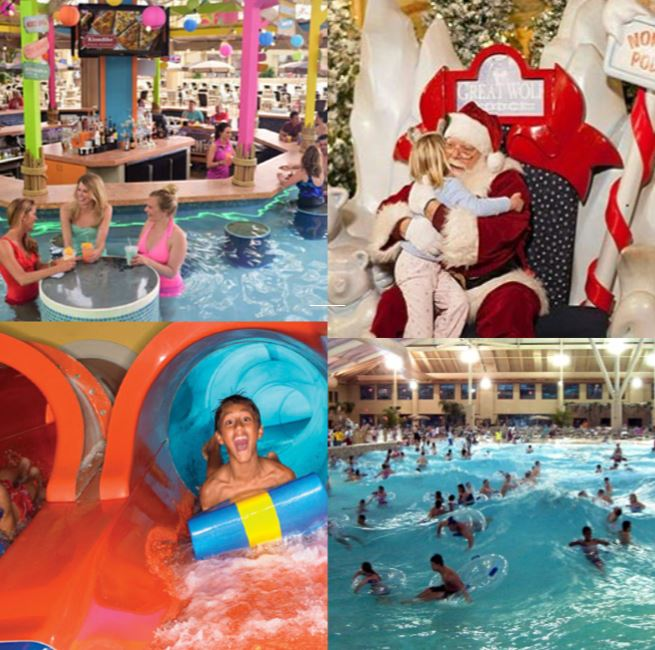 wilderness ,  great wolf Lodge  and  chula vista , oh my!