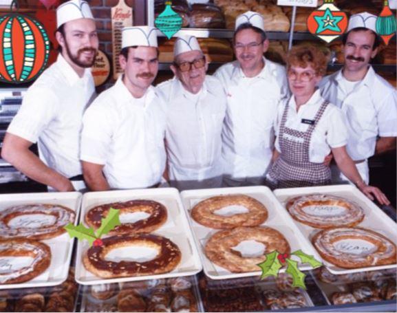 O & H Danish Bakery in Racine, WI