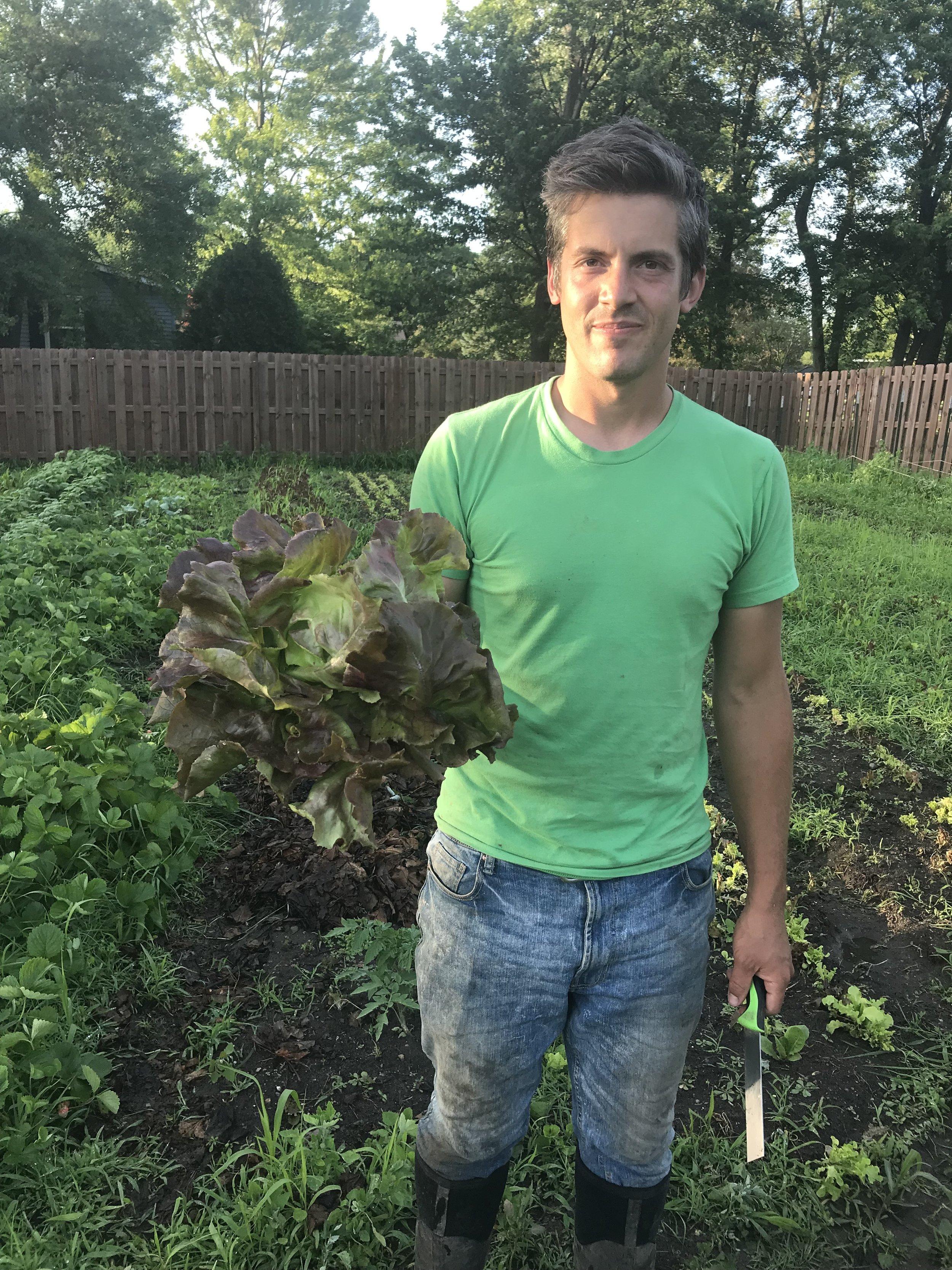 Meet Farmer John!