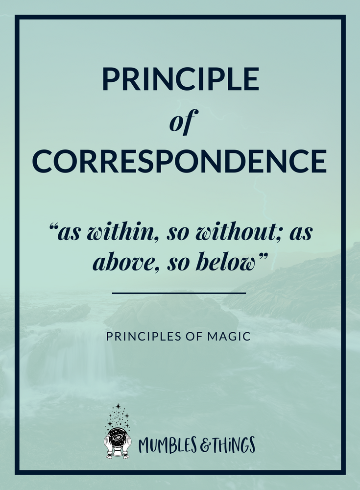 Blogs - Principles Magic - Correspondence.png