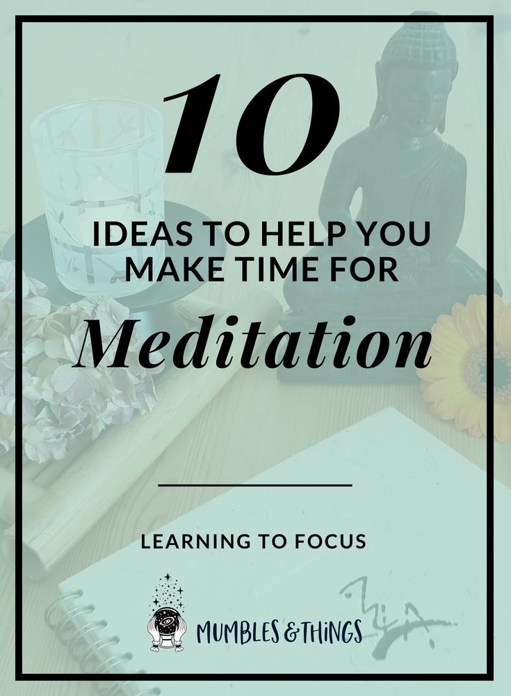 Blogs - Meditation - Making Time.png