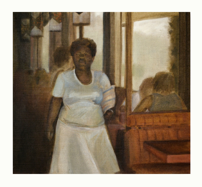 Lady in the Diner, 2016