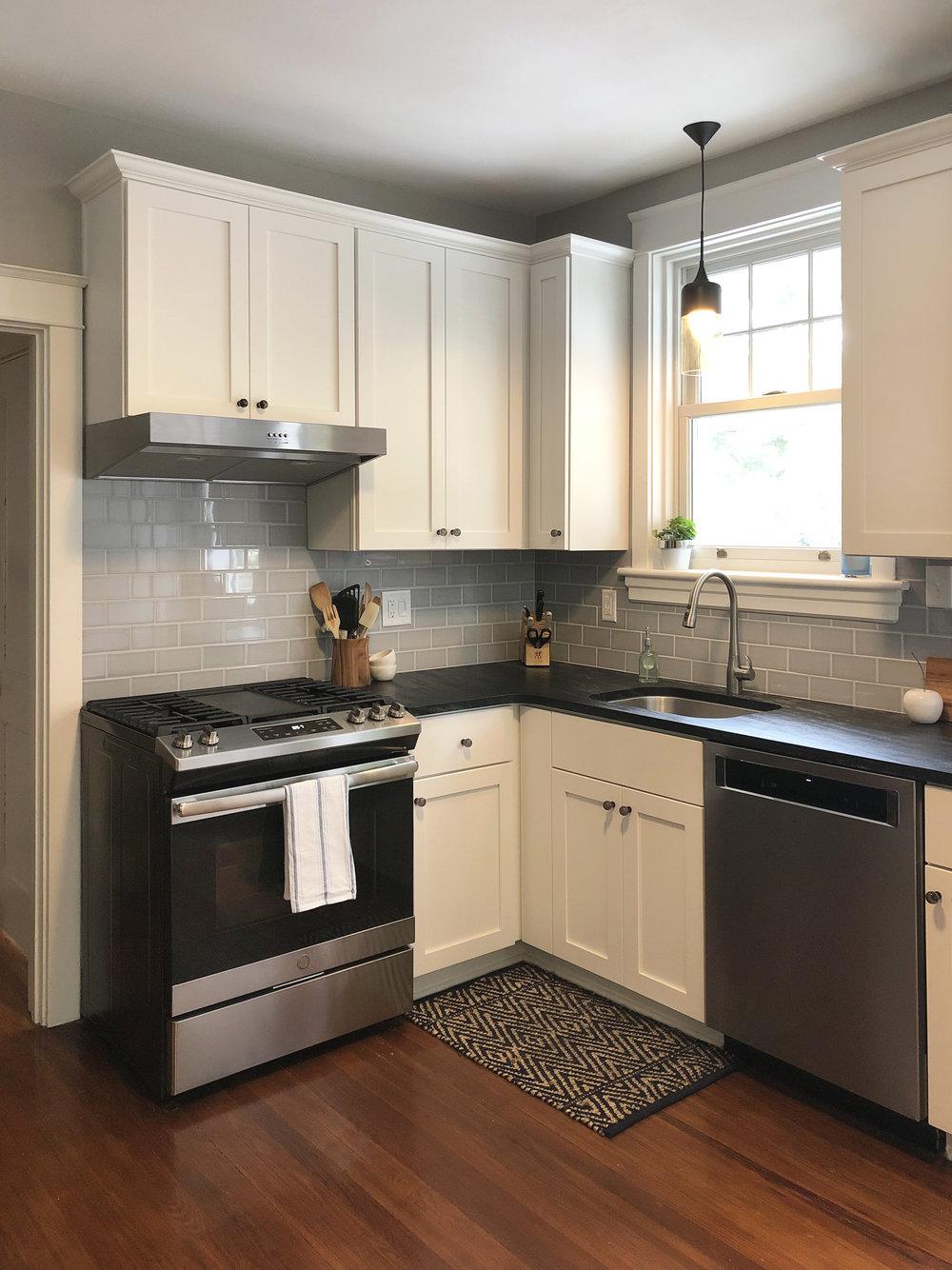Alcove Kitchen Studiovb Interior Design