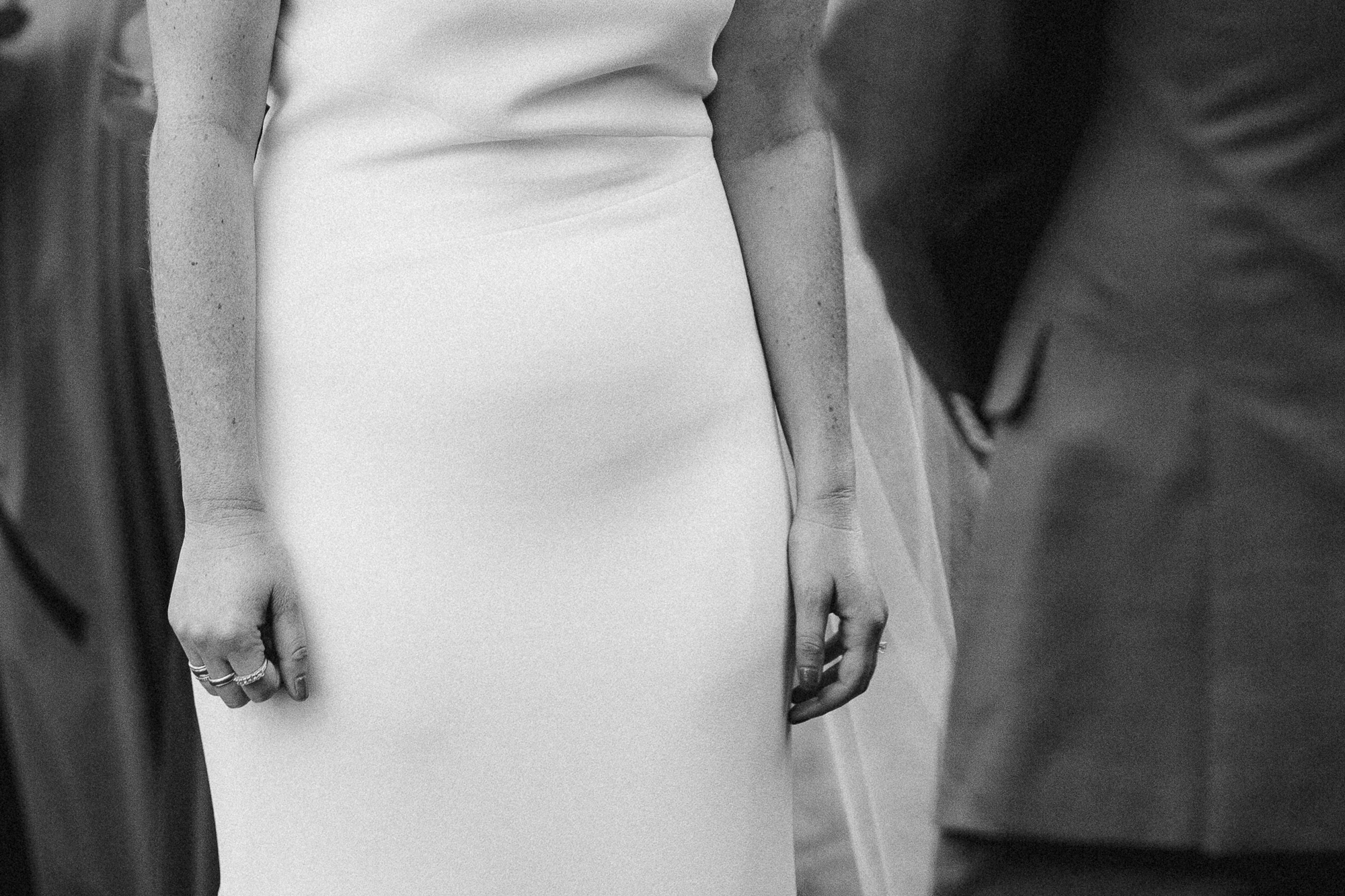 Bride at Ceremony.