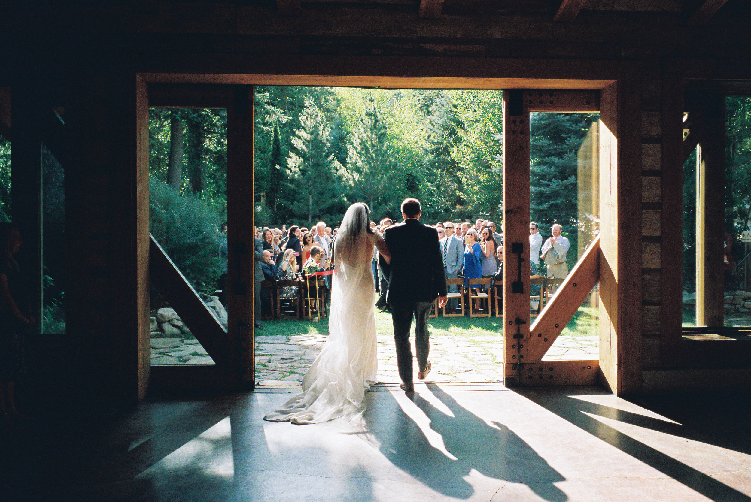 Sundance Resort Wedding Braden Young Photo