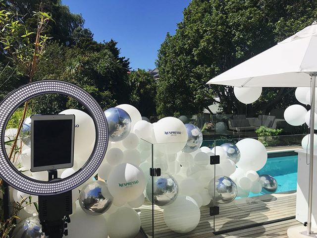 A perfect Auckland day for #nespressoonice ❄️☕️✨ loved taking selfies at such a beautiful event this afternoon 📸 #nespressonz . . . #photobooth #nzbride #aucklandevent #wedding #party #weddingparty #celebration #bride #groom #bridesmaids #nzwedding #nzbrideandgroom #love #weddingdress #weddinggown #weddingcake #engaged #eventplanner #eventsauckland #aucklandpr #newzealandbusiness #weddingday #flowers #celebrate #instawed #instawedding #party
