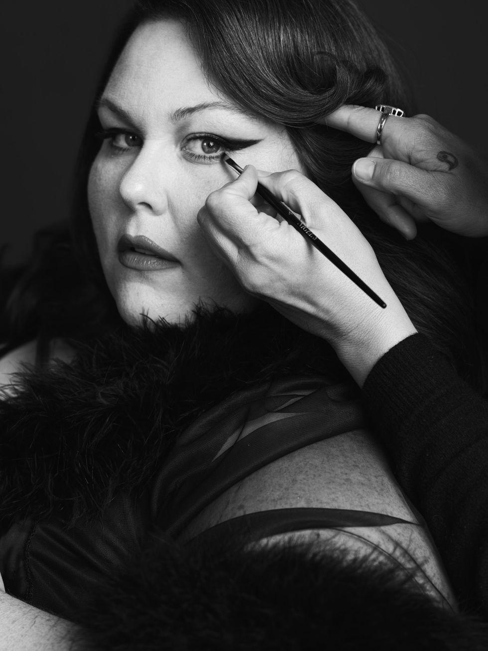 Photo taken from Harper Bazaar