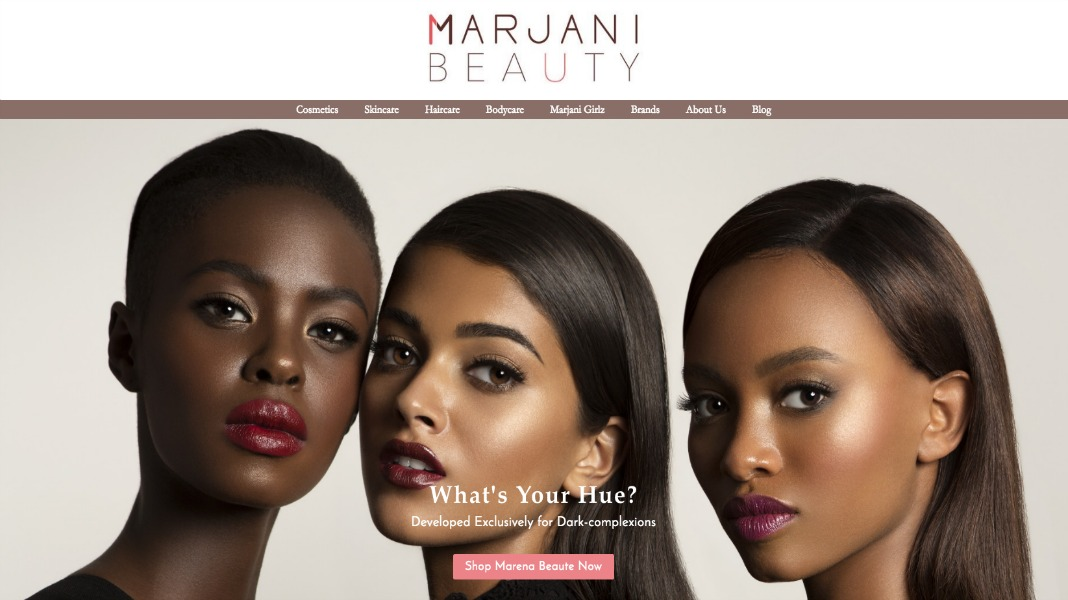 Photo taken from the website Mariani Beauty