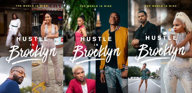 Hustle in Brooklyn - We attended the premiere of the new BET hit show 'Hustle In Brooklyn' and got a chance to interview a few of the cast members. We touched base on their careers and how it was working with BET.