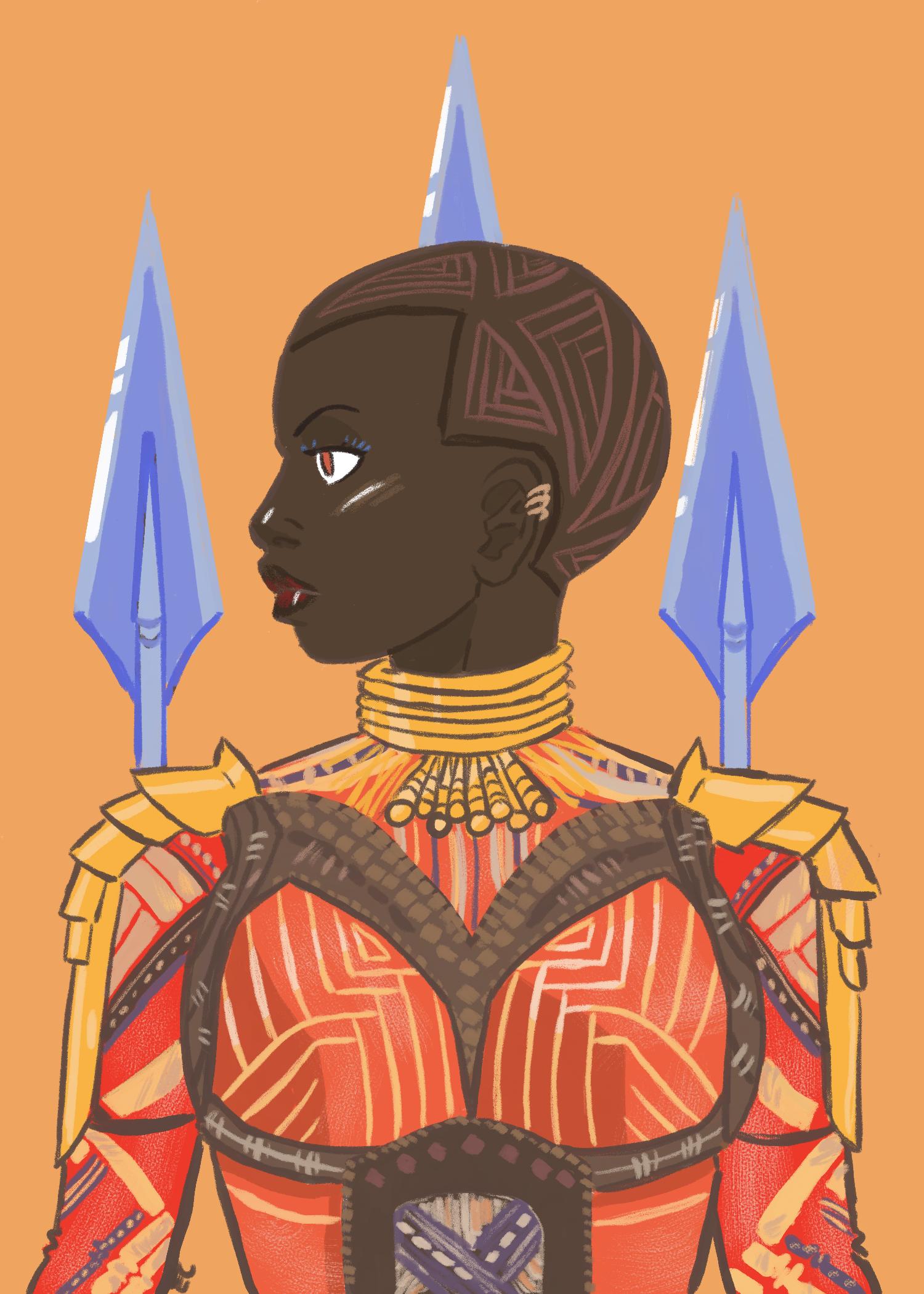 Okoye (Fanart)