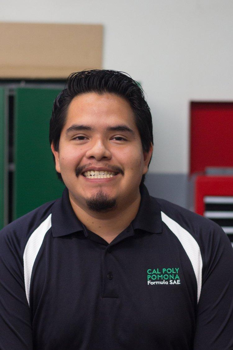 Michael Hernandez   Steering Captain   mphernandez1@cpp.edu