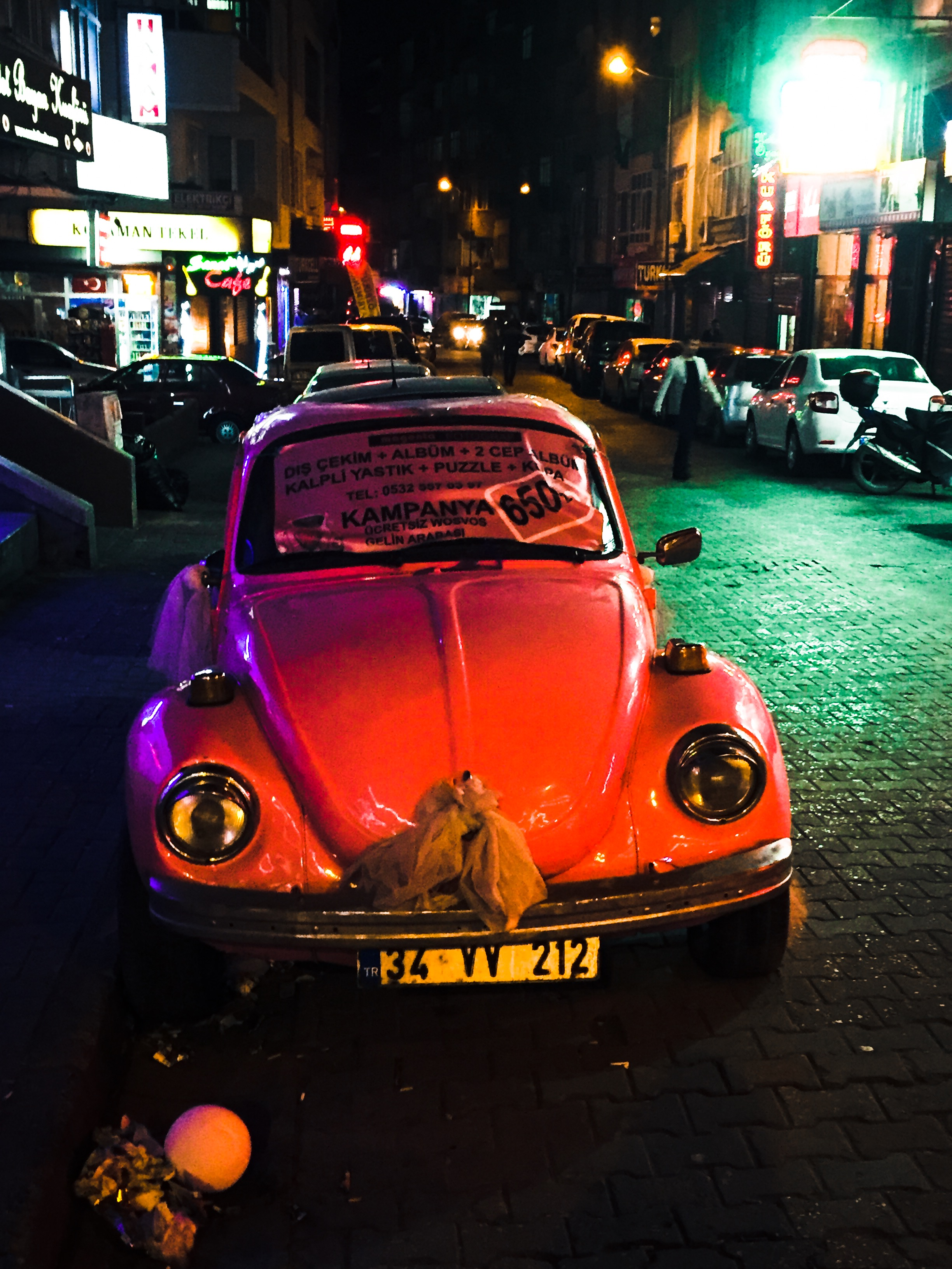 The Cool Grit of Istanbul