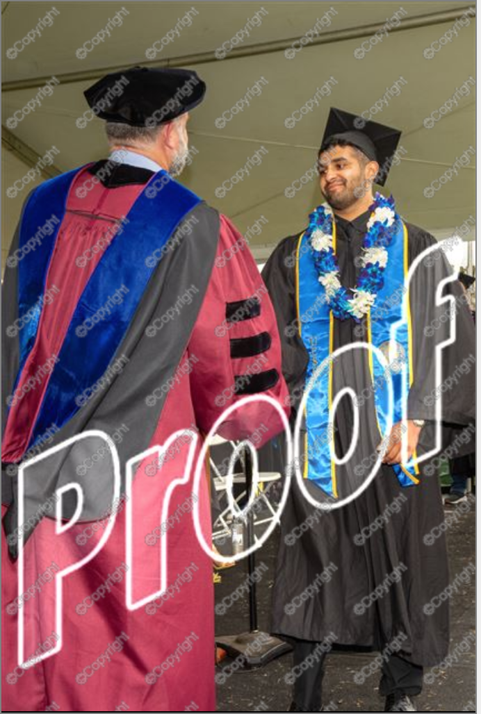 This is proof* he went to college… - Usman graduated from the University of California, Santa Cruz as a UC Regents Scholar with a double major in Computer Science and Physics. Here he is doing his best to contain his excitement as he readies himself for the unknown world ahead. His main interests include machine learning, software development, and data analysis.When he is not working on the 1's and 0's, Usman likes to try to make music that doesn't sound bad. He also likes the Lakers cause they are objectively the best team to ever exist in the history sports.