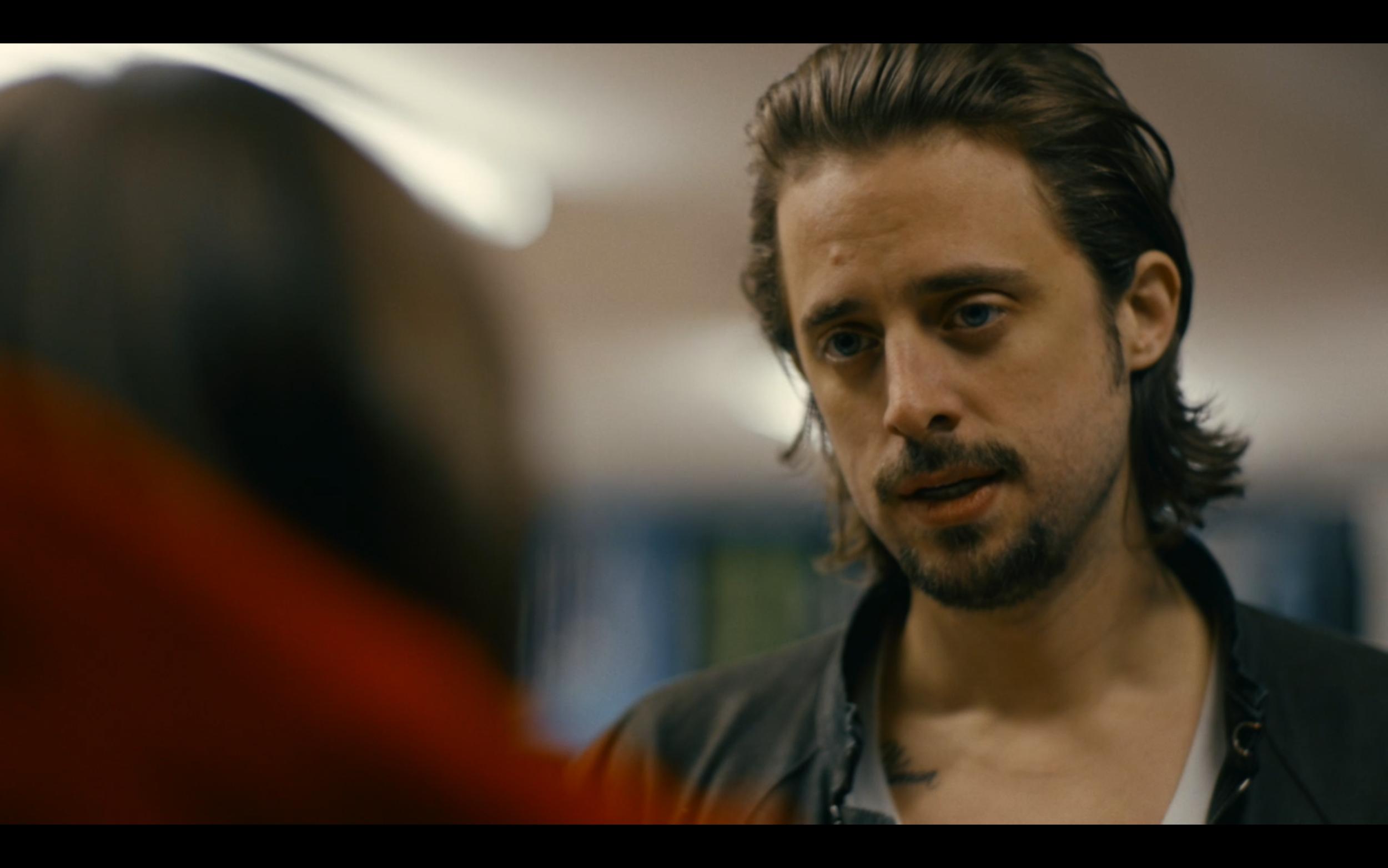 "Sebastian Beacon as Jimmy ""Wailin'"" Wales"