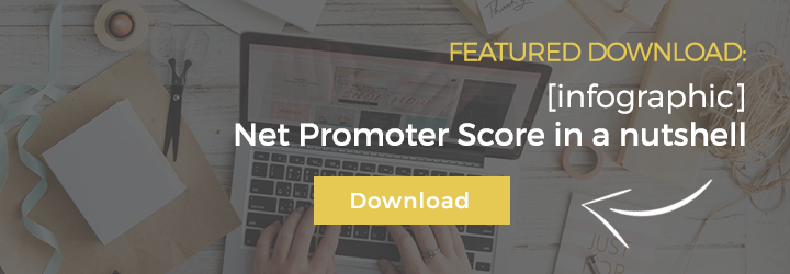 Increase the response rates of your Net Promoter Score. Download a free infographic to learn more