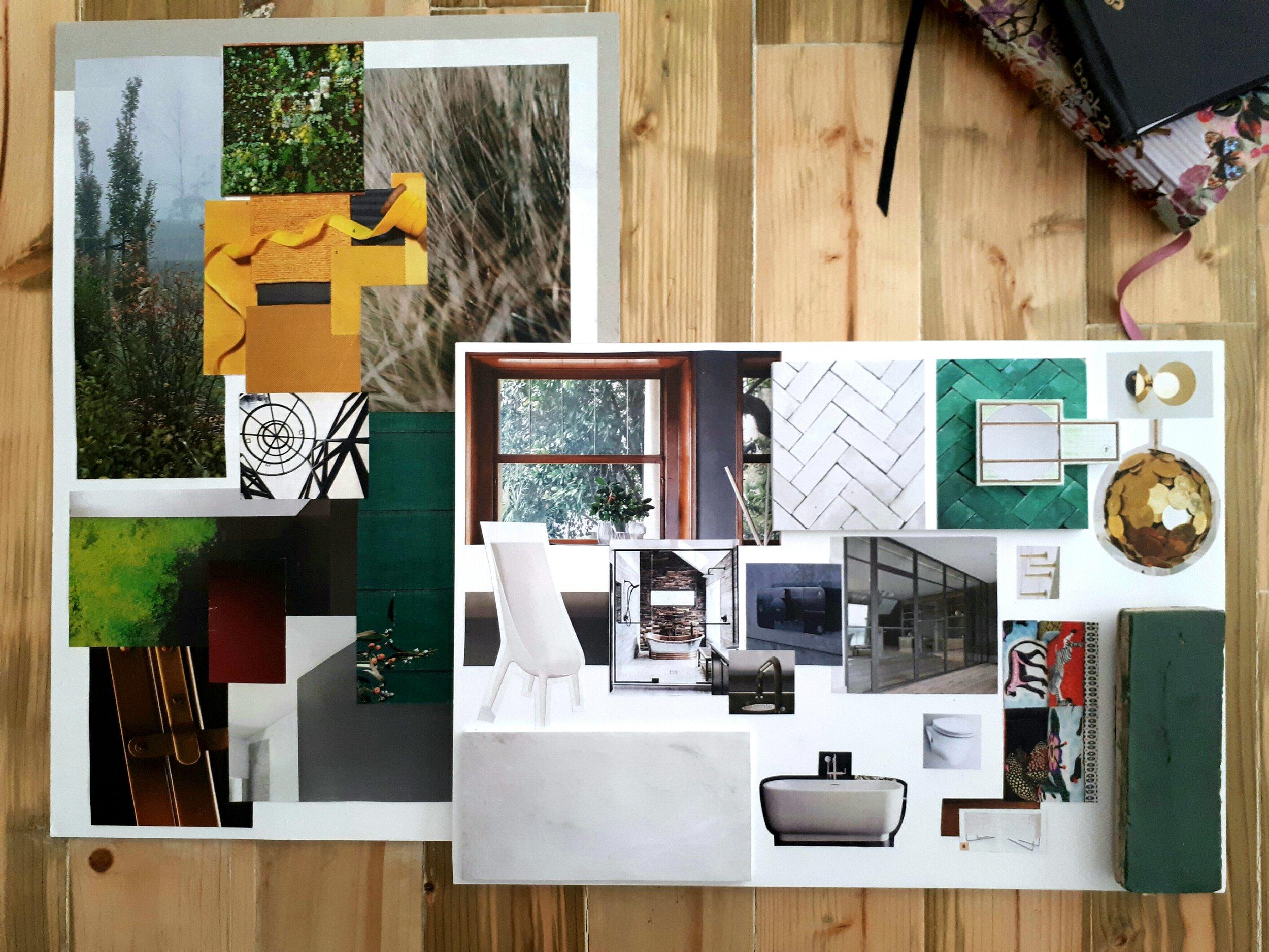 Interior Design Sae Won Lee
