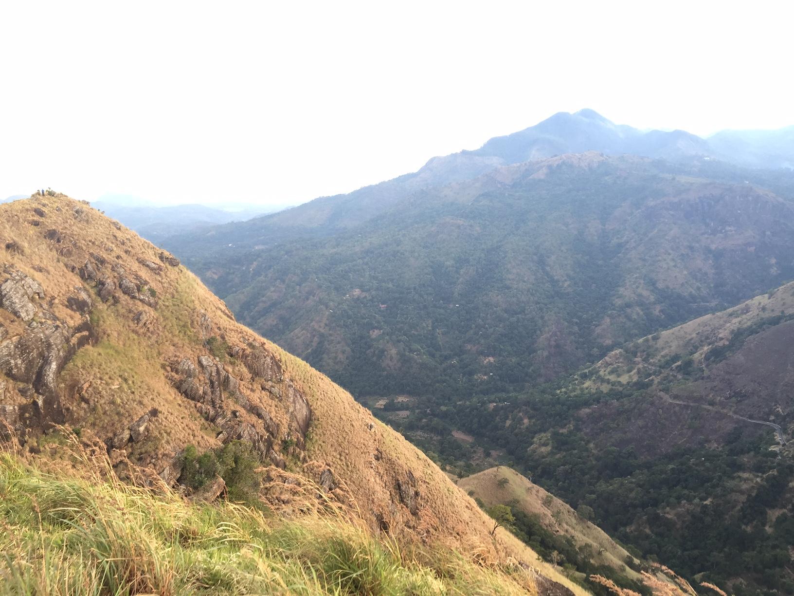 View at Little Adam's Peak