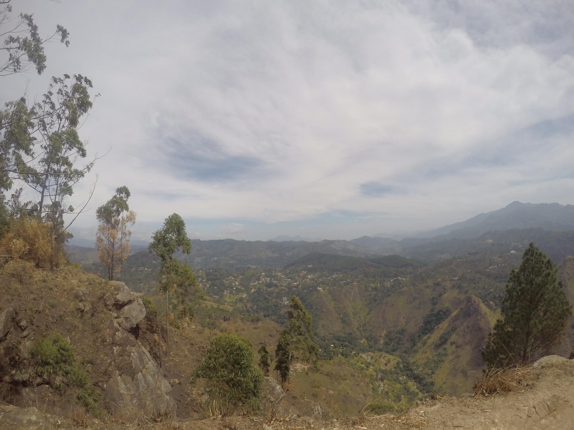 Ella's Rock view