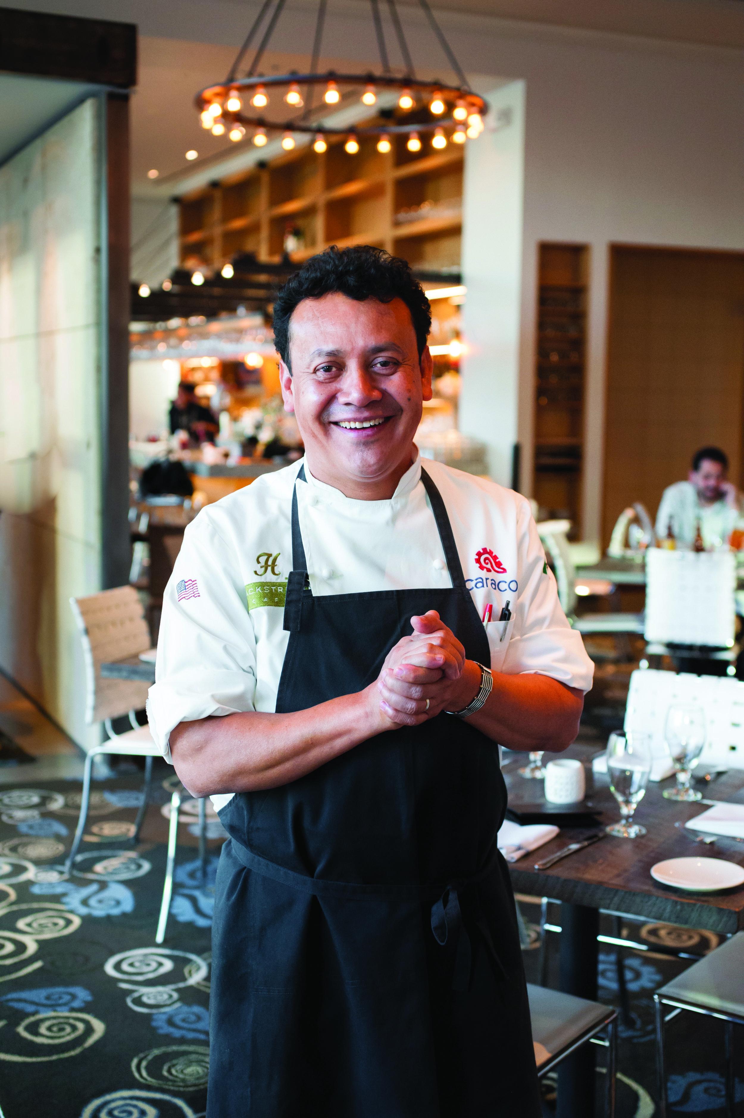 HTown Restaurant Group Houston, TX  Hugo's | Caracol | Backstreet Café | Xochi  Houston, TX  James Beard Award Best Chef Southwest winner, 2017; finalist, 2012, 2013, 2014, 2015, 2016  htownrestaurantgroup.com