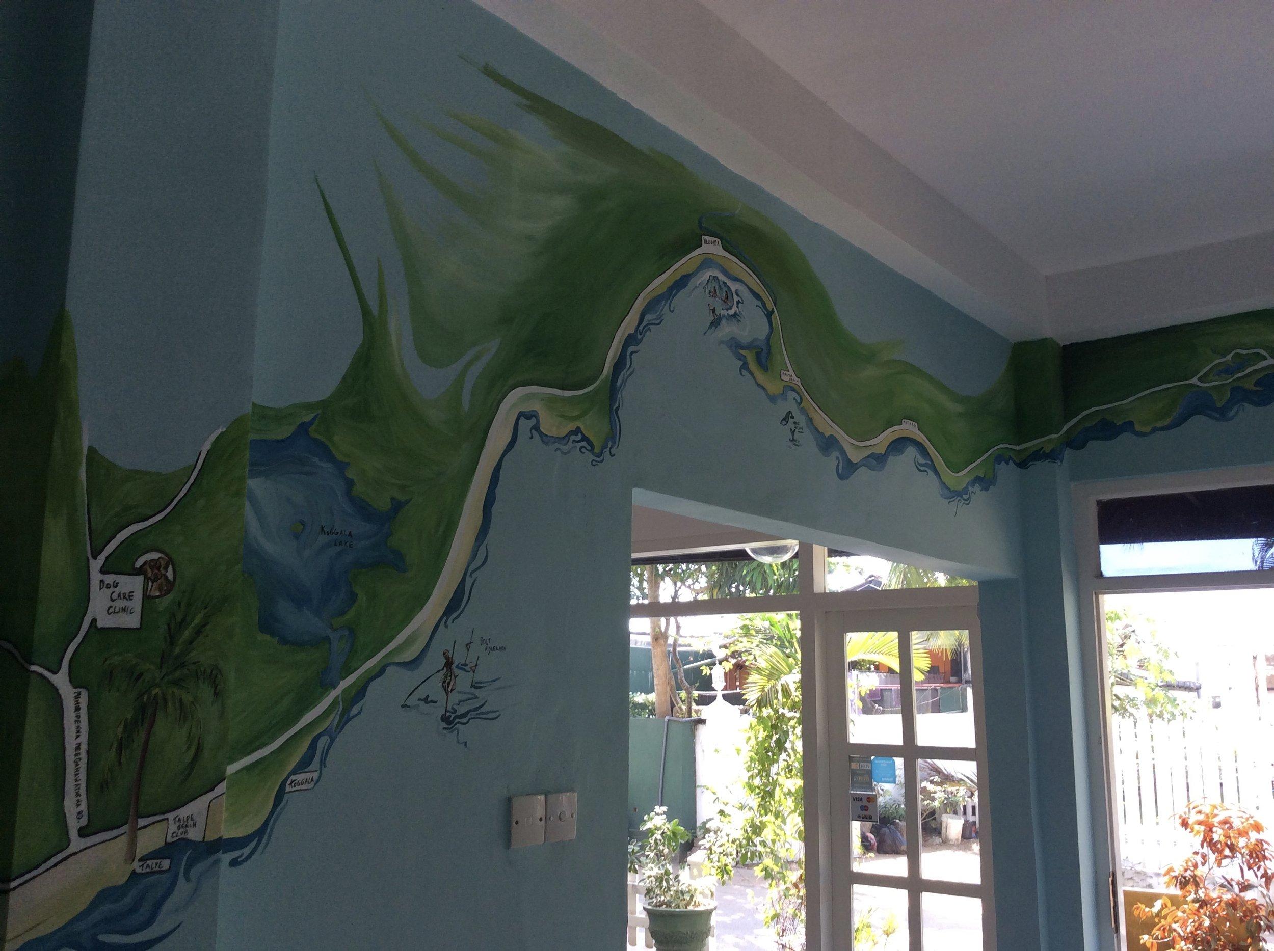 South Coast Work Mural
