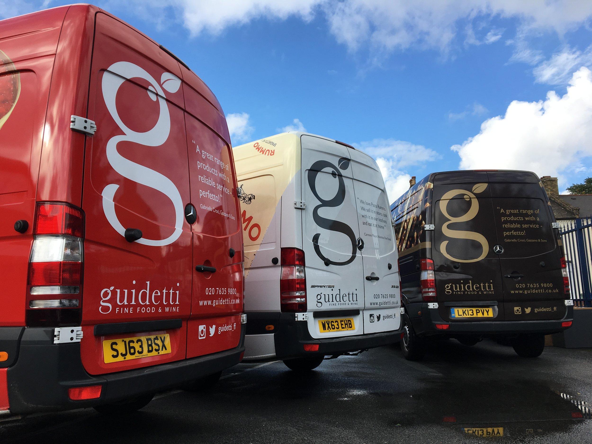 vehicle & fleet graphics -